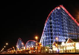 The Big One Roller Coaster Blackpool Pleasure Beach
