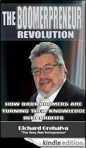 The Boompreneur Revolution bookcover