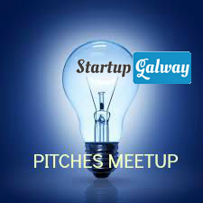 Startup Galway Pitches Meetup Logo