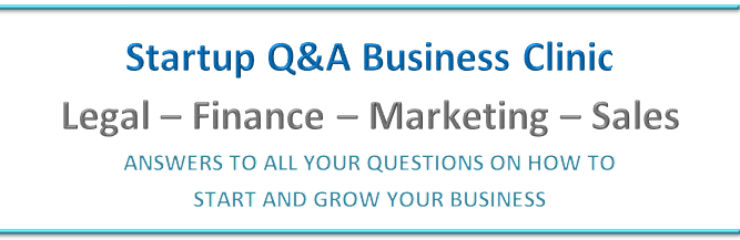 Startup Q&A Business Clinic By Donncha Hughes