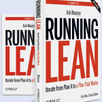 running lean book cover image