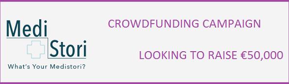 Medistori Crowdfunding campaign