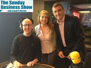 Today fm photo Sunday Business Show