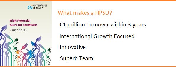 What makes a HPSU?