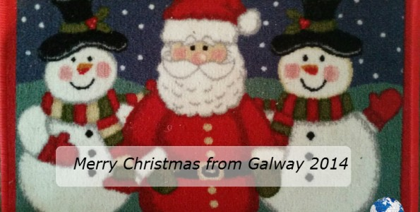 Merry Christmas 2014 from Donncha Hughes