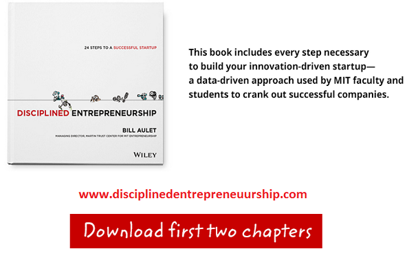 Disciplined-Entrepreneurship Book Free Chapters
