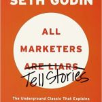 Bookcover All Marketers are Liars