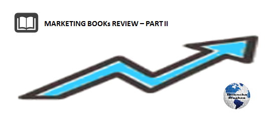 Marketing Book Reviews Blog by Donncha Hughes