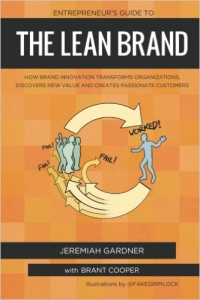Bookcover The Lean Brand