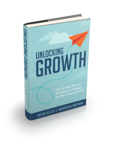 Bookcover Unlocking Growth