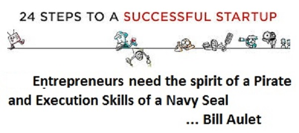 [Book Review] Disciplined Entrepreneurship : 24 Steps to a Successful Startup by Bill Aulet (2013)