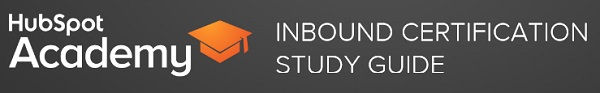 Thumbs up for Hubspot Academy Inbound Certification