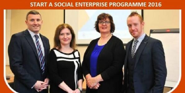 Start a Social Enterprise Ballybane Feb March 2016