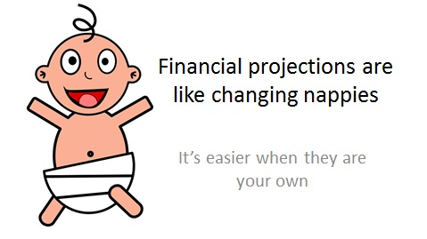financial-projections-are-like-dirty-nappies