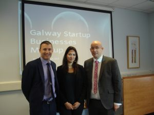 Startup Galway Pitch Meetup in SCCUL Enterprise Centre - April 2015