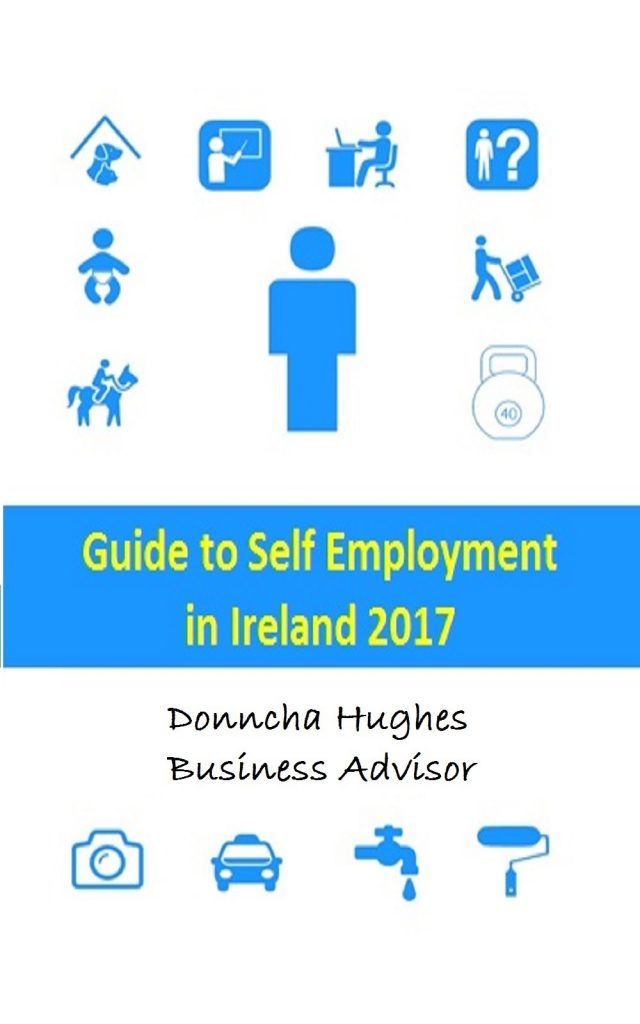 Cover Image Guide to Self Employment in Ireland 2017 Kindle