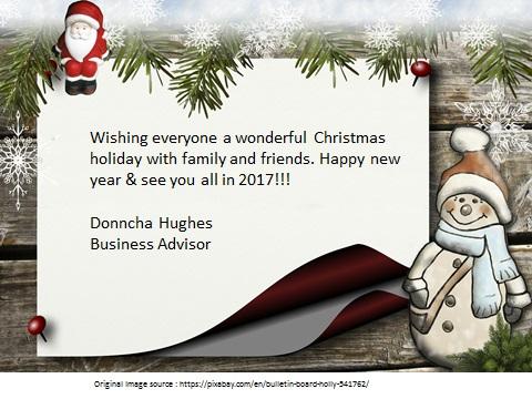 Merry Christmas 2016 image