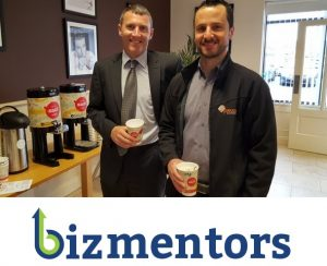 Networking with Bizmentors -Kevin Newell Prevos Solutions - May 2016