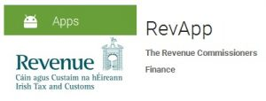RevApp - The Revenue Commissioners