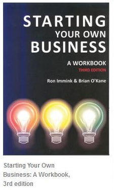 Starting Your Own Business A Workbook