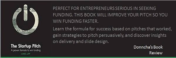 4 Point Formula to Win funding – The Startup Pitch [Book review]