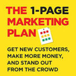 1 Page Marketing Plan Bookcover