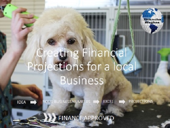 Creating Financial Projections for your local Business
