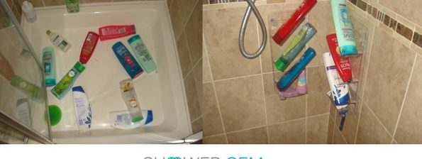 ShowerGem Shower Caddy now available to buy