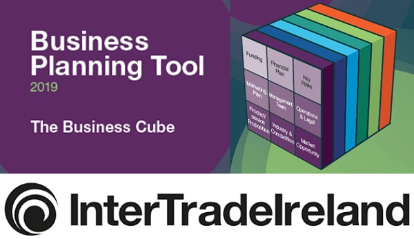 Business Cube updated by InterTrade Ireland – SeedCorn Competition 2019