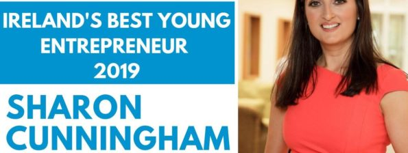 Sharon Cunningham Ireland's Best Young Entrepreneur 2019