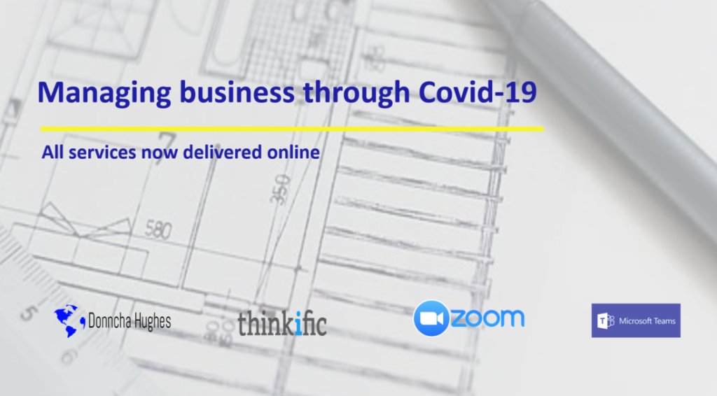 Business moved online during Covid19